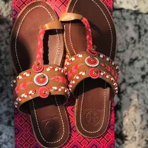 Tory Burch Nathan Sandals size 7
